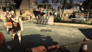 Dying Light | Excalibur Gameplay | Free Roam | PS4 | No Commentary