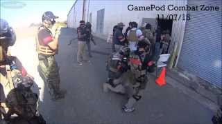 Gamepod Combat Zone 11-07-15