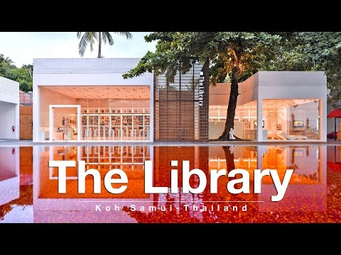 The Library Koh Samui
