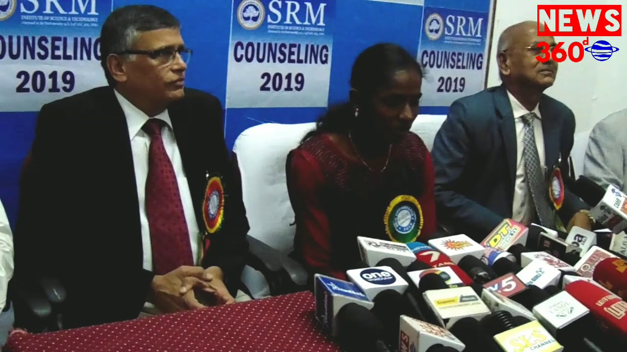 SRM Institute of Science & Technology B.Tech Counselling 2019 – 3rd May 2019.