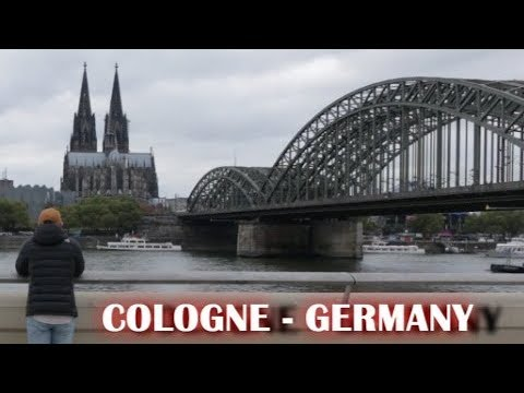 Travelling Through Germany| Cologne Travel Guide!