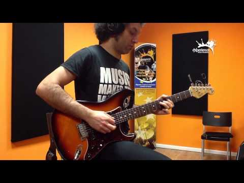Experience Music Academy - Aldo Betto - Blues I7 / IV7
