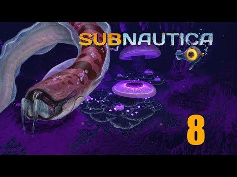 Прохождение Subnautica -8- Грибные черви