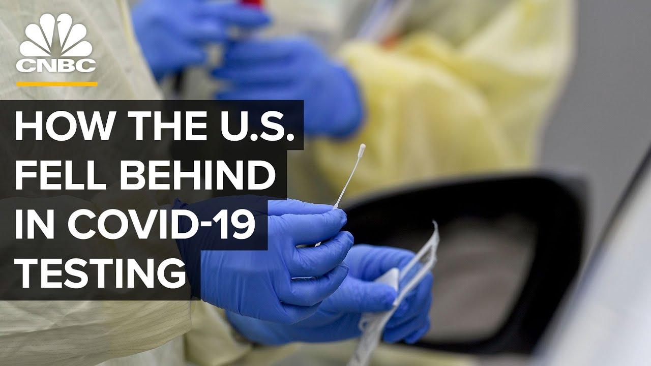 How The U.S. Fell Dangerously Behind In Coronavirus Testing