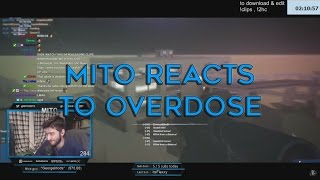 "FaZe Mito reacts to my ROBLOX edit ""Overdose"""