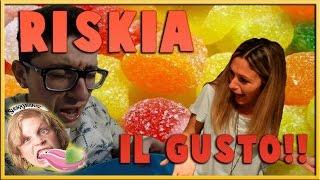 RISKIA IL GUSTO CHALLENGE CON MIA SORELLA!!