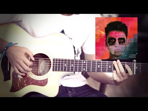 At My Best - Machine Gun Kelly  ft. Hailee Steinfeld - Fingerstyle Guitar Cover by Harry Cho