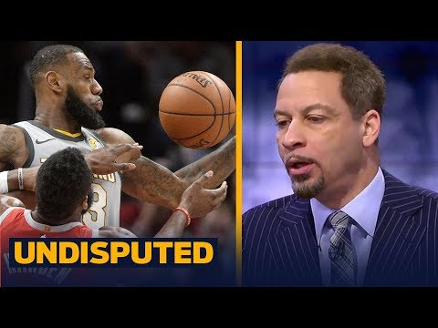 Chris Broussard: 'All the way around it's bad' in Cleveland right now   UNDISPUTED