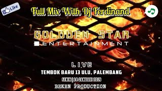 Live tembok baru, 13 ulu palembang senin, 14 januari 2019 video by : beken production contak person 0812 7880 9456