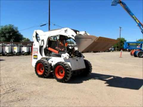 For Sale 2012 Bobcat S175 Skid Steer Wheel Loader Auxiliary bidadoo com