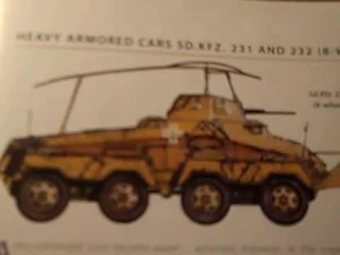 Der 231/232 Armored Cars of Adolf