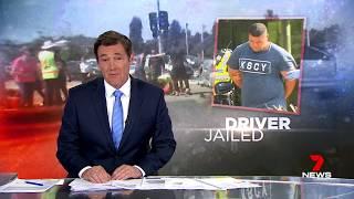 Islander Causes Aussie Road Turmoil.(Pakenham) Seven + Nine News