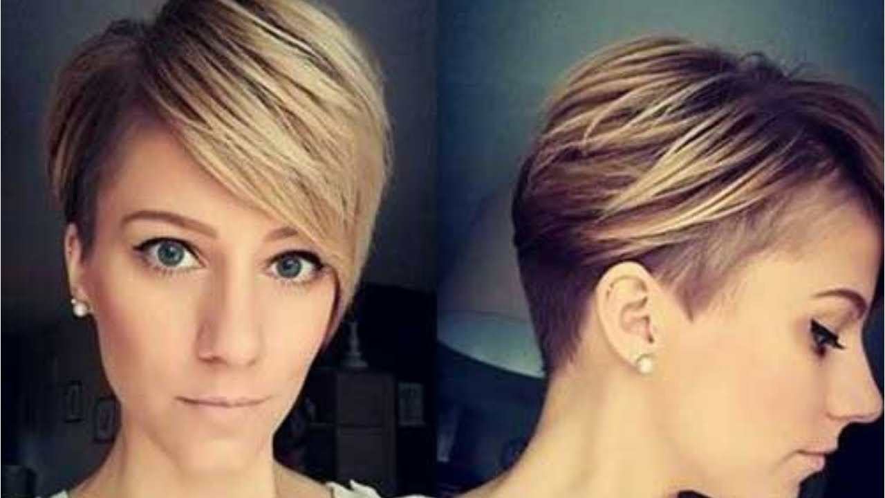 Short Hairstyles With Fine Hair 2019 Youtube