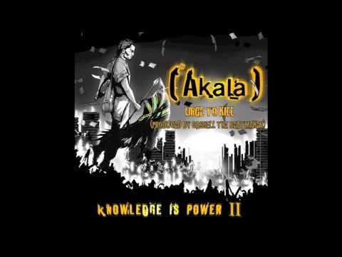 Akala - Urge to Kill - (Audio Only)
