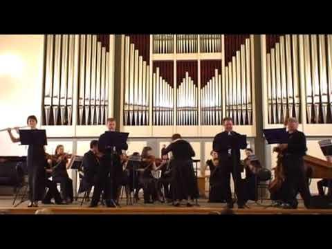 Вивальди, Антонио - Концерт для флейты, скрипки, фагота и бассо континуо ре мажор