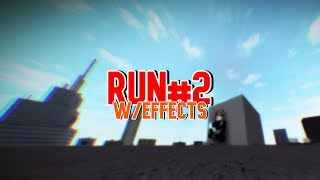 ROBLOX Parkour - Run #2 W/Effects