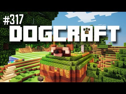 Raccoons and Redstone | Dogcraft (Ep.317)