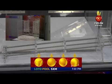 King Lottery SXM EN VIVO │ Resultados Lunes 06 De Septiembre 2021 – 07:30 PM