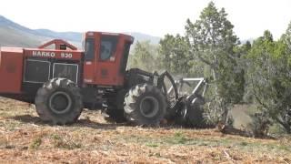 Retroscape Barko 930 PJ Land Clearing