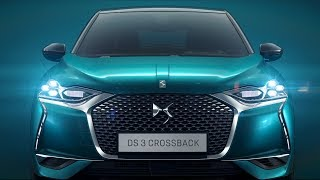 2019 DS 3 Crossback Product Presentation