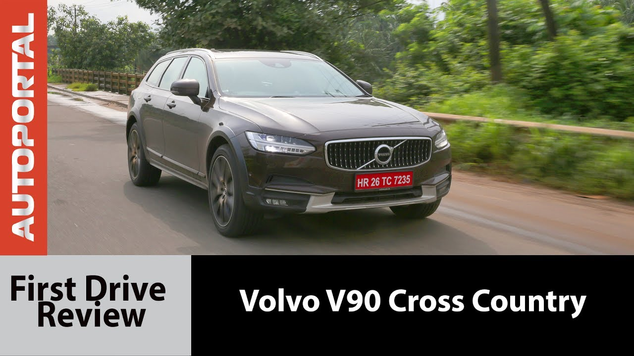 volvo v90 cross country price in india images specs mileage. Black Bedroom Furniture Sets. Home Design Ideas