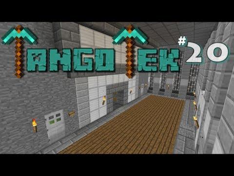 Tango plays Minecraft #20 - Fill it to the Brim