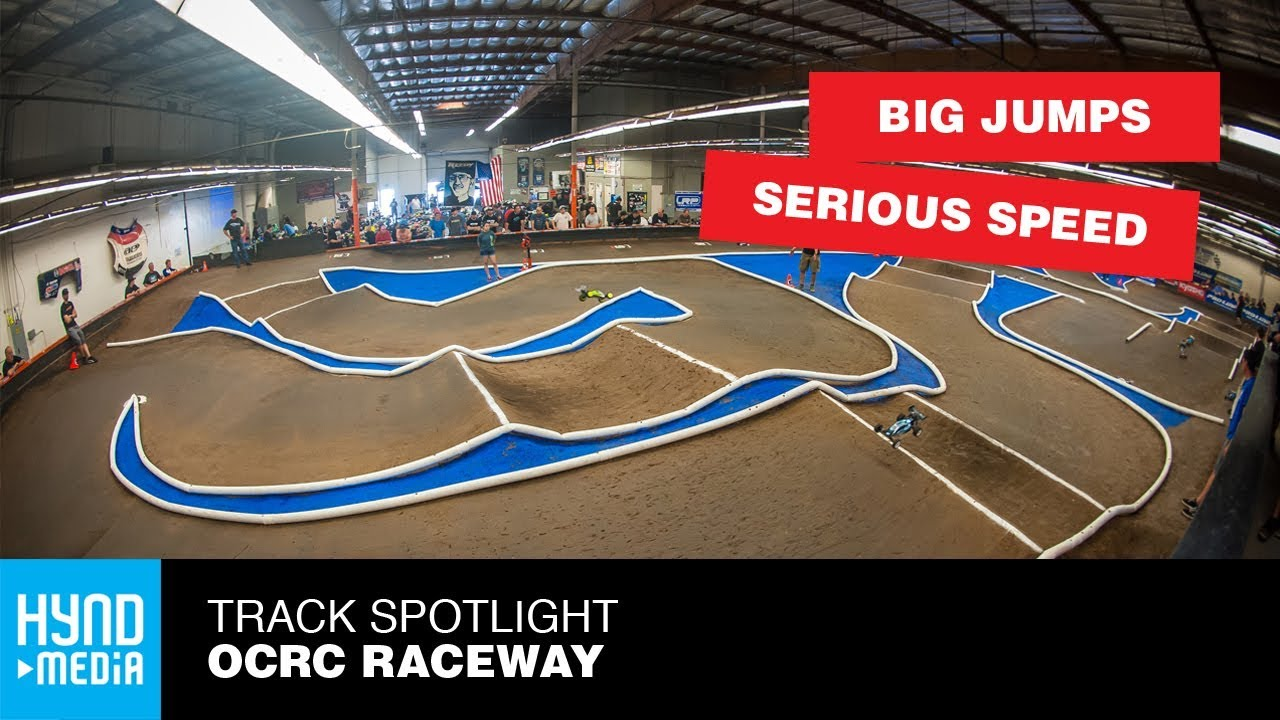 Rc Track In Huntington Beach
