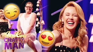 Repeat youtube video Kylie Minogue Teaches Sexercise - Alan Carr: Chatty Man