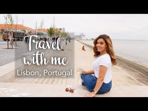 TRAVEL WITH ME | Lisbon, Portugal