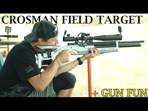 Crosman All-American Field Target Championship