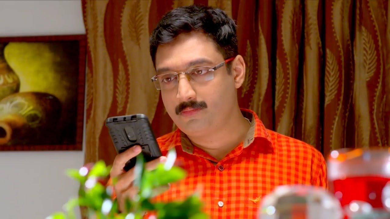 #Bhramanam I Ravi returns to  Haritha's life..! I Mazhavil Manorama