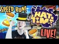 A Hat In Time 2017 - Speed Running Event | Hundo P Live