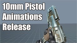 Fallout 4 10mm Pistol Animations Release