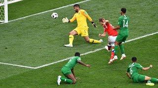 Сборная России победила саудовцев со счётом 5:0