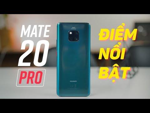 Báo ICTNews: Đánh giá Huawei Mate 20 Pro: 'Siêu phẩm' đáng giá ở phân khúc cao cấp
