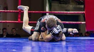 Pokaz MMA - ojciec i syn, czyli Rafał Gnatkowski kontra Jakub Gnatkowski