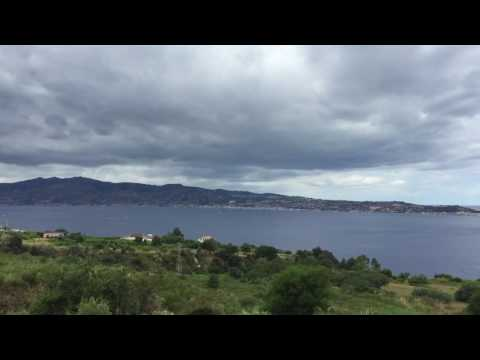 Beauties of Sicily ~ The straight of Messina