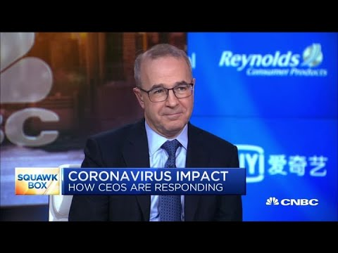 How the coronavirus outbreak affects global business