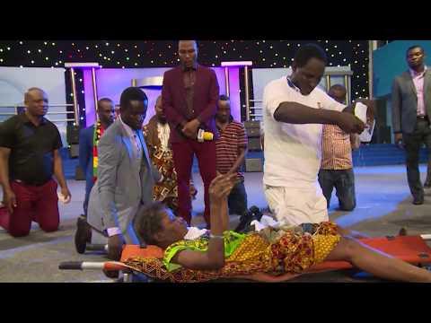 PROPHET JEREMIAH RETURNS GLORY TO GOD: NANAWE SONG
