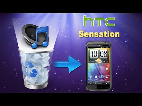 [HTC Sensation Recovery]: How to Retrieve Deleted Music from HTC Sensation?