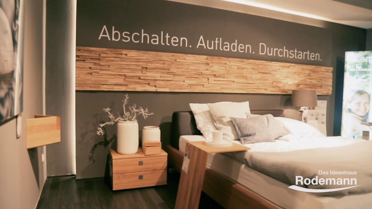 Schlafzimmer Im Ideenhaus Rodemann Youtube