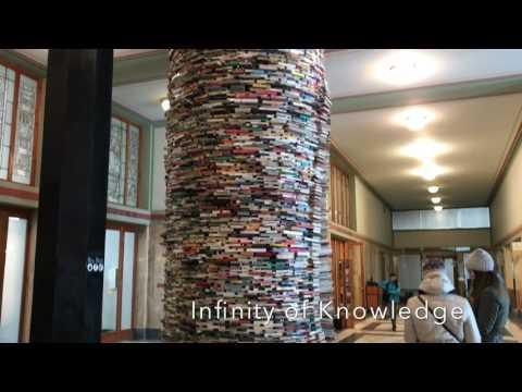 Municipal Library (Městská knihovna) Prague, Czech Republic