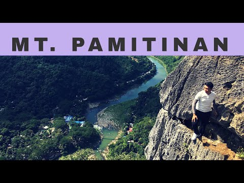 Mt Pamitinan Travel Guide - Perfect pabebe mountain