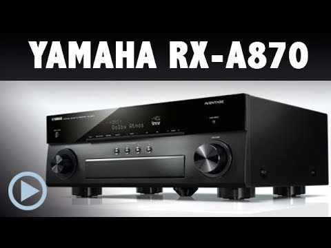 yamaha aventage rx a870 vorstellung test av receiver. Black Bedroom Furniture Sets. Home Design Ideas