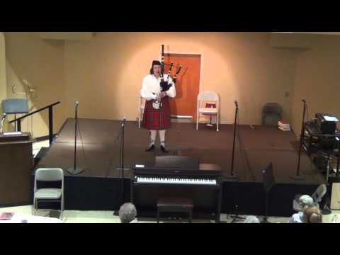 2016 Mary Kramer Bagpipes