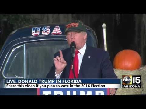 FULL: Donald Trump in Tallahassee, Florida
