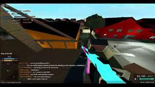 [Roblox Phantom Forces] KDR Below 0.4!! :(