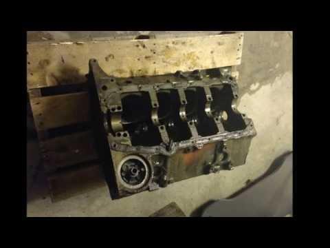 Electrolysis 101: SBC 350 engine block