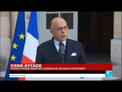 "Paris Attack: French PM Cazeneuve blasts Le Pen for ""taking advantage of Champs-Élysées shooting"""