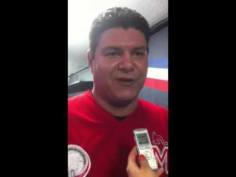 Entrevista Miguel Rubio